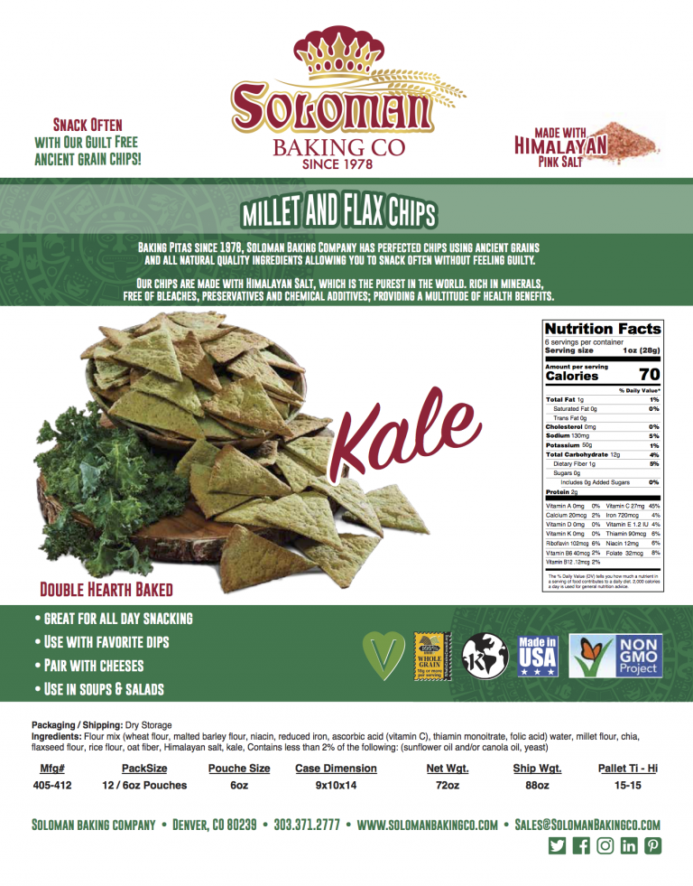 Kale Nutrition Facts copy